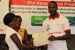 sexual education certificates.