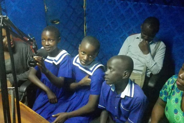 ACODEV promotes Child Rights Governance and Participation through Radio talk shows in Luwero, Nakaseke and Nakasongola districts (2)